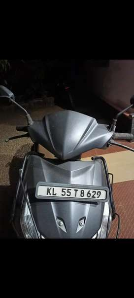 Dio 2016.. very good condition.. with company warranty