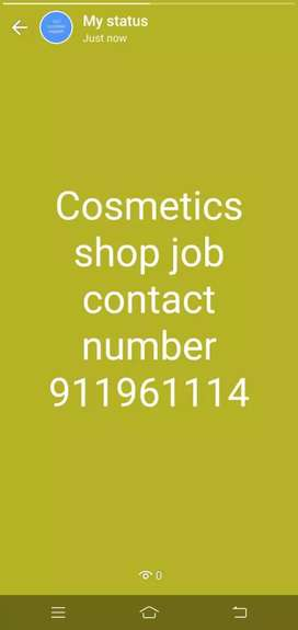 Cosmetic shop Lucknow