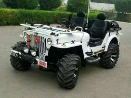 Jeeps Thar Gypsy Modified