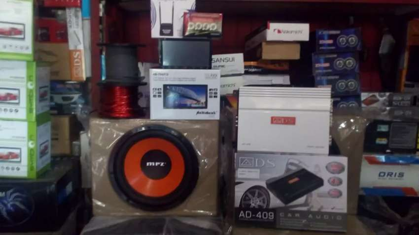 Audio Paket Complit Harga Murmer 0