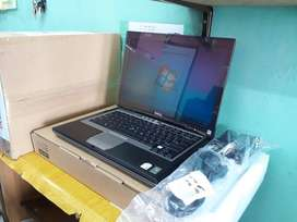 DELL 620-630 C2D RAM 2 GB LAPTOP SIAP PAKAI WIN 7