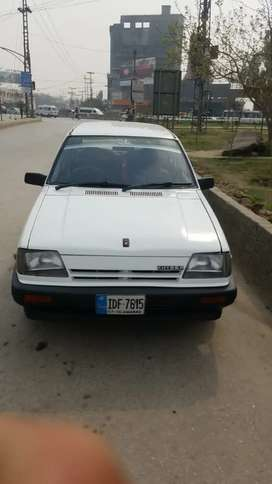Suzuki Khyber for sale and exchange with mehran
