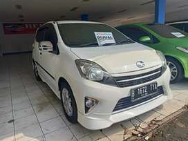 Toyota Agya G at TRD 2013 / 2014 TDP minim istimewa siap pakai