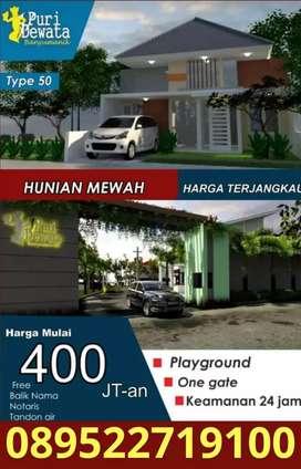 Rumah tengah kota bebas polusi