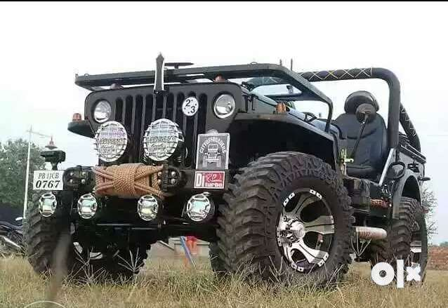 Open and close body jeep modify all type meny 0
