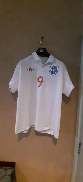 jersey timnas england original #shearer