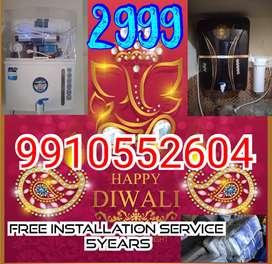 Dipawali dhamka sell on aqua fresh RO water purifier on sell
