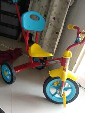Sepeda roda 3 kondisi masih bagus