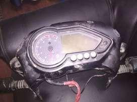 PULSAR 150 UG3 Digital Meter