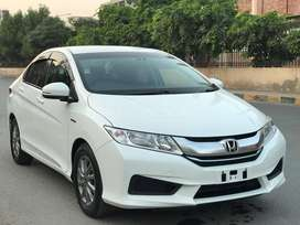 Honda Grace Hybrid Get on 20% Down Payment