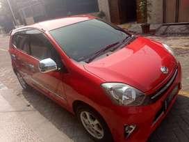 Mobil AGYA Type G Thn 2016, Km 51.000 Kondisi Service Rutin