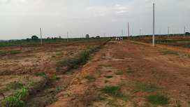 Gharabadi Plot Rs. 750/sqft with Boundary wall.