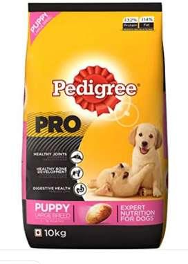 Pedigree pro puppy large breed 10kg