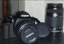 Canon 1500 D EOS camera for rent
