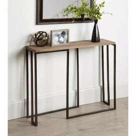 Meja pajangan, meja ruang tamu, meja hiasan, meja rias