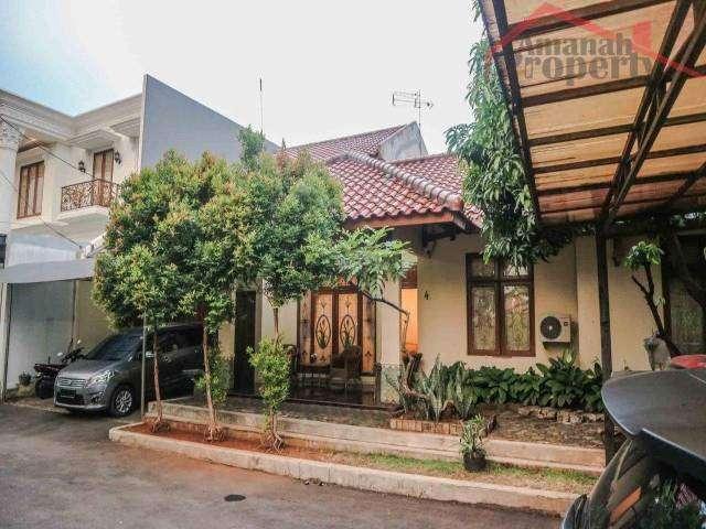 Rumah Tanah Luas Dekat Simatupang Condet Kp Gedong Pasar Rebo Jaktim 0