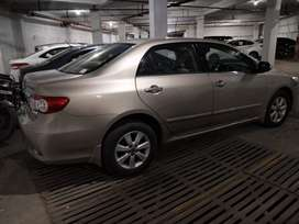 Corolla Altis in excellent condition