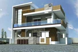 We do bungalow construction@1250 per sq feet