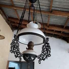 Lampu Katrol Kuno