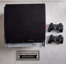 PS3 Slim 500GB seri mantap 25XX