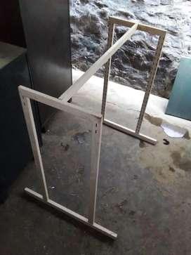 Display hanger for shops.
