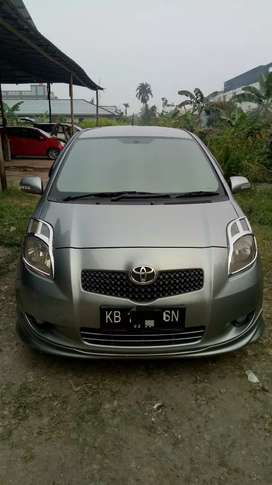 Yaris s limited matic 2007