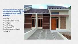 Rumah Murah Surat SHM,IMB Aman Akses Ternyaman KRL Citayam Modal 5 Jt