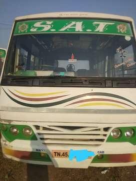 Tata 407 maxi cab van