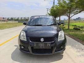 Dp 19 jt.! kredit murah Suzuki Swift GT 2 matic 2009 New look.!