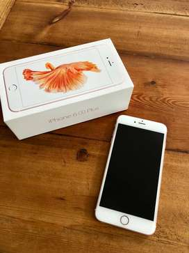 apple i phone 6SPLUS refurbished  are available in Good price.