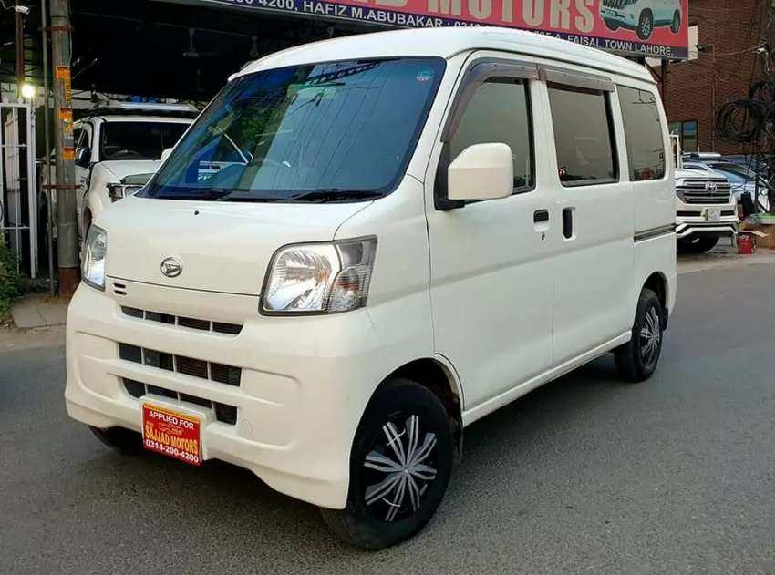On Installments Model/2016 DAIHATSU HIJET CRUISE (Alvinaz Financing) 0