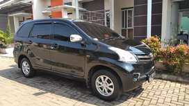 For sale avanza 2012 hitam mulus