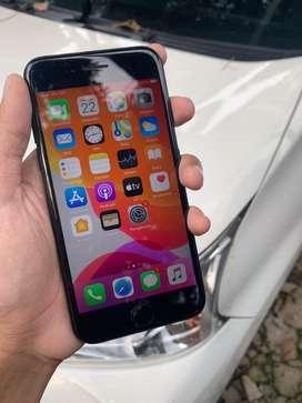 iphone 7 jet black 256gb fullset