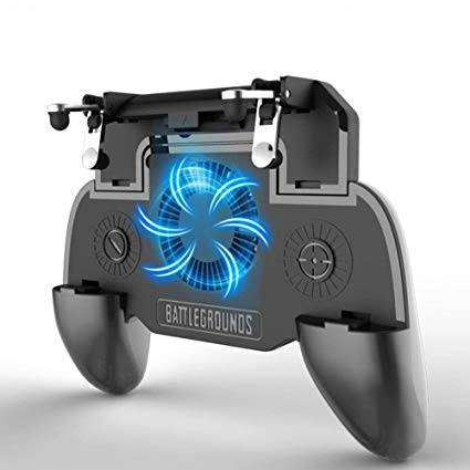PUBG Gaming Joystick and Trigger for Mobile 0