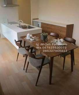 Kursi mewah jepara furniture cafe spesial ready