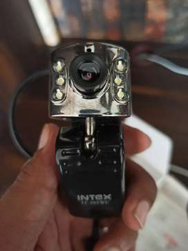 Intex night vision web cam
