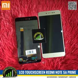 Lcd Touchscreen Redmi Note 5A Prime