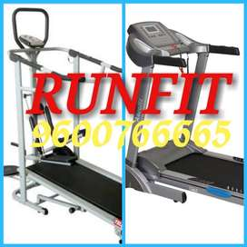 Treadmill, Orbitrek all kind of models available in less price by mfts