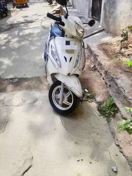 TVS Wego White Best condition, super pickup