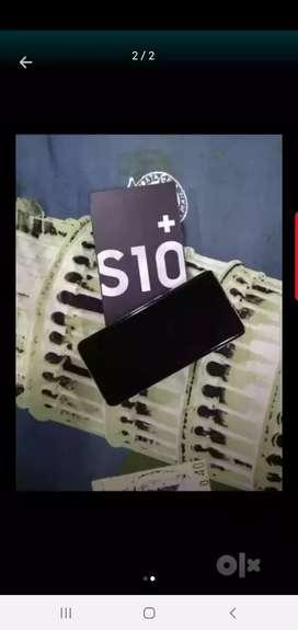 S 10 plus 8/128 gb