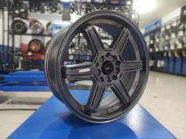 Minas ring17 pcd 10x100/114,3 for sienta ertiga civic grandmax dll