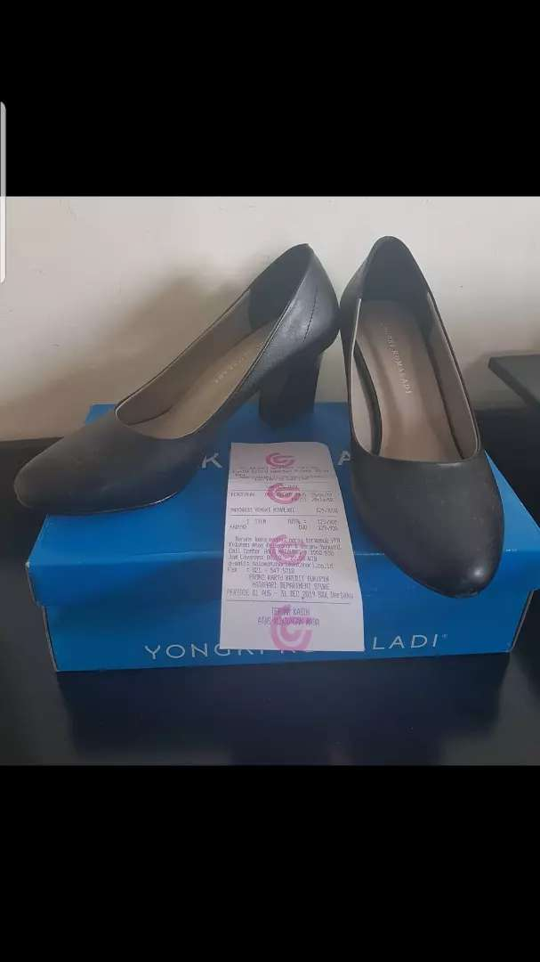 Sepatu Pantofel Size 37 NEW