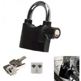 EYCI Gembok Alarm Motor Suara Anti Maling / Lock Siren - APR14