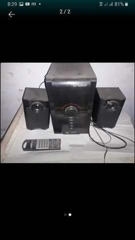 Audionic Bass Boosted Loud Speakers for Sale