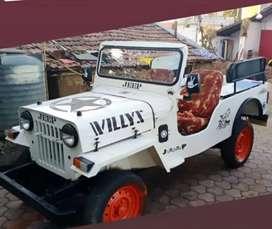 Mahindra Jeep 1987