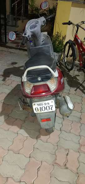 Hero Honda, Pleasure, in fine condition(No. MH 24 Q 1007)