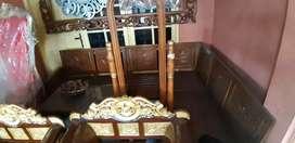 Kursi tamu palembang kayu jati