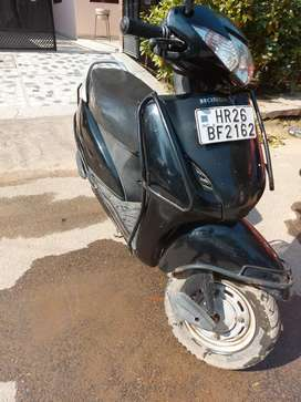Honda activa in very good condition  less & city driven