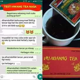 Jual teh pelangsing alami dan aman