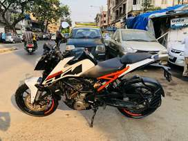 Brand new ktm duke 250 .2019 .1st owner at SS MOTORS